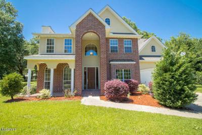 Diamondhead Single Family Home For Sale: 7918 Apaki Pl