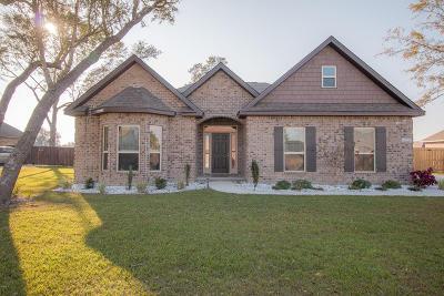Ocean Springs Single Family Home For Sale: 123 Needlerush Pl