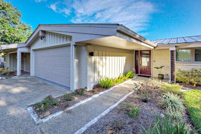 Ocean Springs Single Family Home For Sale: 1202 Hillcrest Dr