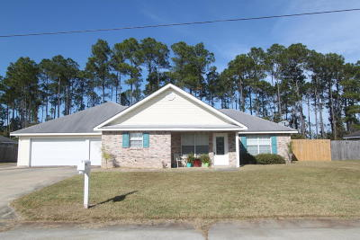 Waveland Single Family Home For Sale: 815 Kyle Cir