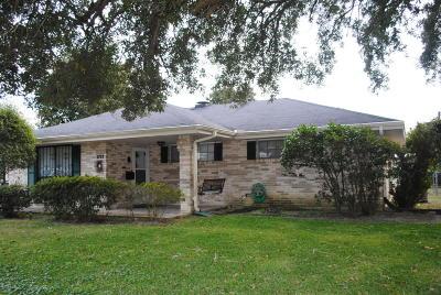 Biloxi Single Family Home For Sale: 1713 William Harrison Dr