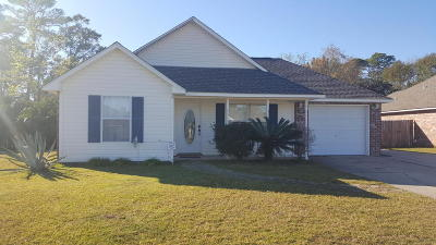 Biloxi Single Family Home For Sale: 7213 Oak Cove Dr