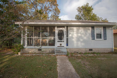 Gulfport Single Family Home For Sale: 816 Hardy Ave