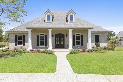 Ocean Springs Single Family Home For Sale: 3500 Oakleigh Cir