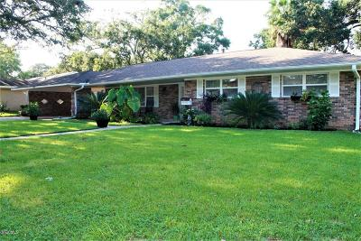 Harrison County Single Family Home For Sale: 1056 Cherokee St
