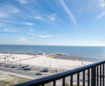 Gulfport Condo/Townhouse For Sale: 1200 Beach Dr #902