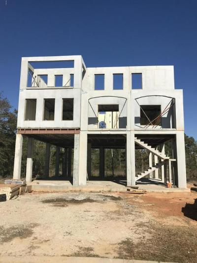 Biloxi Single Family Home For Sale: 712 Plantation Isle Blvd