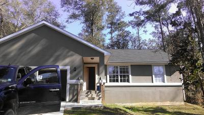 Diamondhead Single Family Home For Sale: 9510 Kolo Ct
