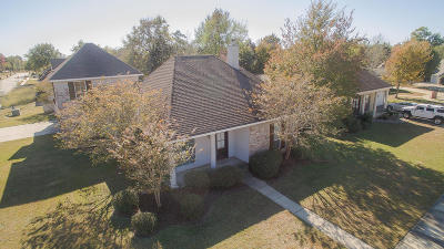 Biloxi Single Family Home For Sale: 2011 Ivy Ct