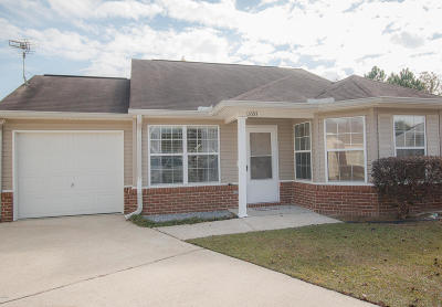Gulfport Single Family Home For Sale: 13353 Martin Ct