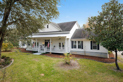 Gulfport Single Family Home For Sale: 14301 Wolf Run Blvd