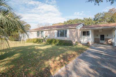 Gulfport Single Family Home For Sale: 212 42nd St