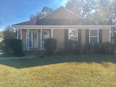 Saucier Single Family Home For Sale: 19143 N Clairmonte St