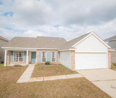 Gulfport Single Family Home For Sale: 18104 Lake Vista Dr