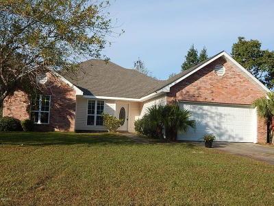 Biloxi Single Family Home For Sale: 14808 Nassau Dr
