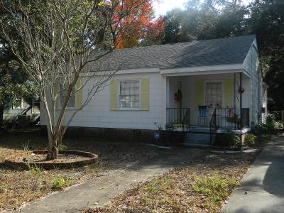 Biloxi Single Family Home For Sale: 1765 Corley St