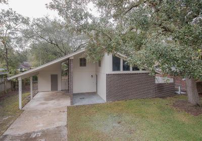 Ocean Springs Single Family Home For Sale: 1533 S 10th St