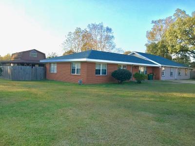 Biloxi Single Family Home For Sale: 12459 Oaklawn Rd