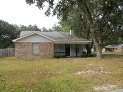 Ocean Springs Single Family Home For Sale: 1329 S 10th St