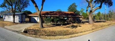 Gulfport Single Family Home For Sale: 3601 11th Ave