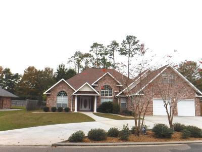 Diamondhead Single Family Home For Sale: 69267 E Diamondhead Dr