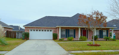Gulfport Single Family Home For Sale: 13295 Roxbury Pl
