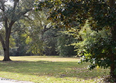 Pass Christian Residential Lots & Land For Sale: 110 Hursey Avenue