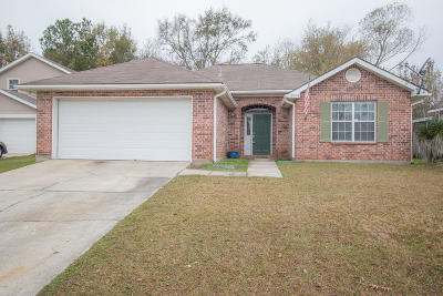 Gulfport Single Family Home For Sale: 10574 Steeplechase Dr