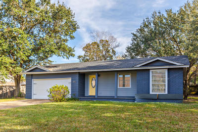 Ocean Springs Single Family Home For Sale: 3216 Cumberland Rd