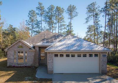 Diamondhead Single Family Home For Sale: 8416 Amoka Pl