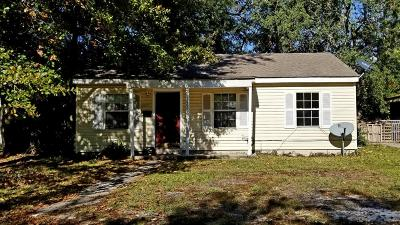 Biloxi Single Family Home For Sale: 1664 Pringle Cir