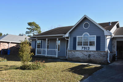 Biloxi Single Family Home For Sale: 7913 Ridgecrest Cir