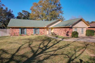 Gulfport Single Family Home For Sale: 11227 Alden Cv