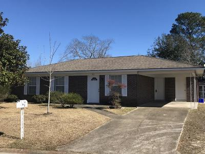 Gulfport Single Family Home For Sale: 513 E Tracy St