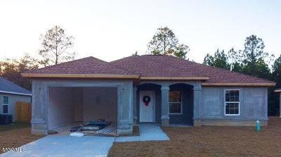 Gulfport Single Family Home For Sale: 13051 Turtle Creek Pkwy