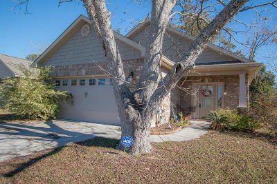 Gulfport Single Family Home For Sale: 13741 Windwood Dr