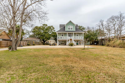 Gulfport Single Family Home For Sale: 542 Magnolia St