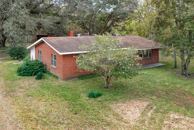 Long Beach Single Family Home For Sale: 6062 Daugherty Rd