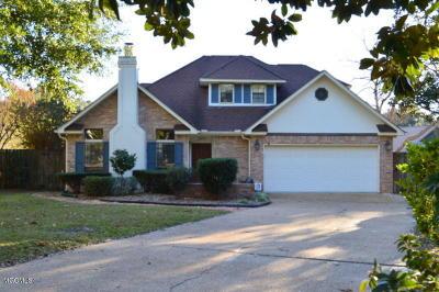 Biloxi Single Family Home For Sale: 2591 Rue Palafox
