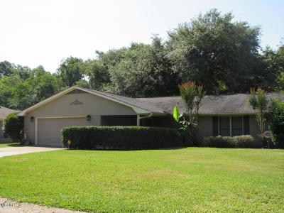 Gulfport Single Family Home For Sale: 107 Dogwood Dr
