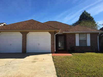 Biloxi Single Family Home For Sale: 766 Whitney Dr
