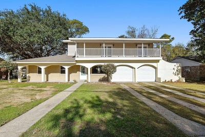 Gulfport Single Family Home For Sale: 2219 Gregory Blvd