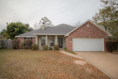 Gulfport Single Family Home For Sale: 13227 Anne Ct