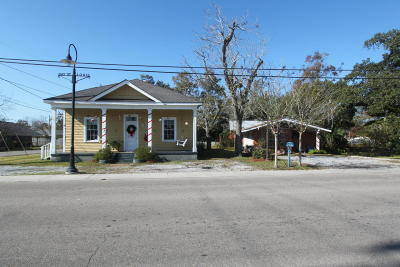 Bay St. Louis Single Family Home For Sale: 402 Dunbar Ave