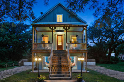 Bay St. Louis Single Family Home For Sale: 228 Leonhard Ave