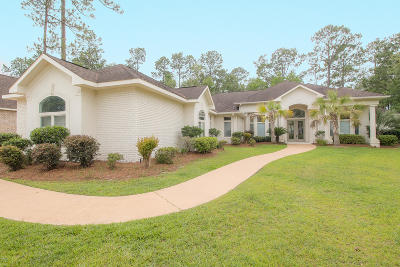 Diamondhead Single Family Home For Sale: 7459 Turnberry Dr
