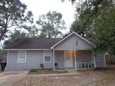 Single Family Home For Sale: 813 Orange St