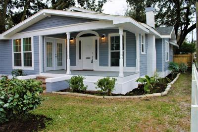Gulfport Single Family Home For Sale: 813 42nd Ave