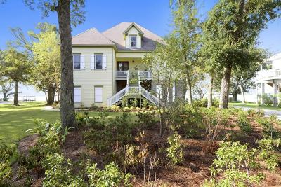 Ocean Springs Single Family Home For Sale: 10801 Eagle Nest Rd