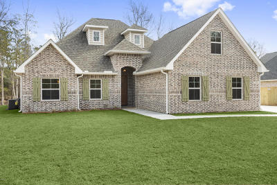 Biloxi Single Family Home For Sale: 694 Wetzel Dr
